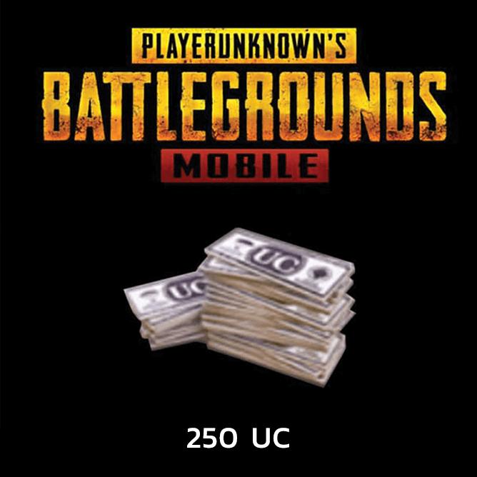 Pubg Mobile 250 UC